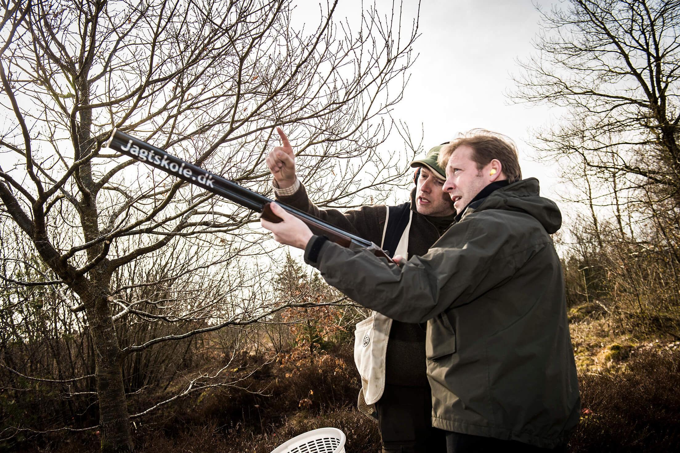 jagttegn jagtprøve