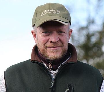 Billede af Henrik Iversen jagttegn jagtprøve
